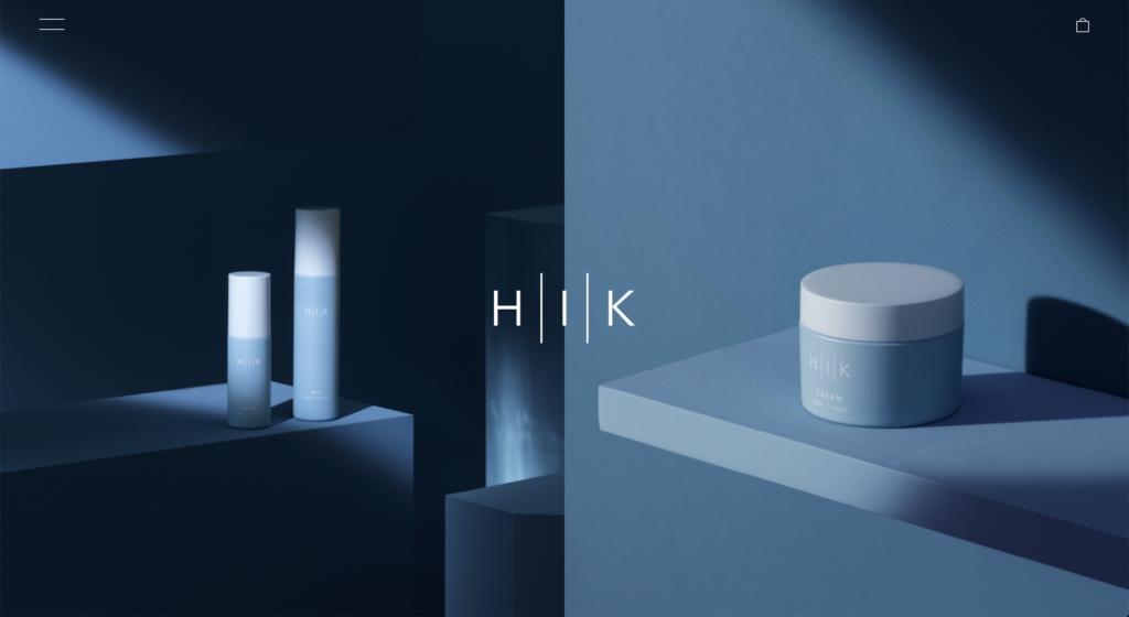 HIK 公式サイト